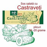 Sos salata Castraveti