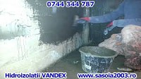 Stopare infiltratii de apa in subsolul cladirilor