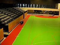 Suprafete indoor - sali de sport