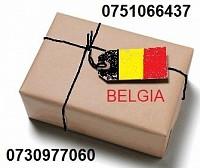 Curierat rapid Romania - Belgia