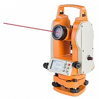 Teodolit digital FET 402K-L cu laser in telescop
