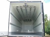 Transport frigorific cu congelare