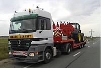 Transport marfa agabaritica extern