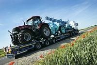 Transport utilaje agricole