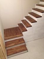 Trepte si contratrepte din lemn