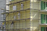 Vopsitorii fatade pe structuri metalice