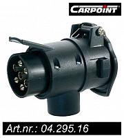Adaptor curent remorca de la 7 la 13 pini BAV-429516