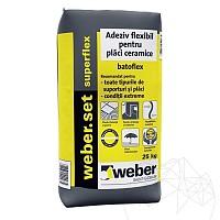 Adeziv Profesional - Weber Set Superflex Max� - 25kg