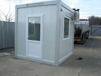 Containere paza