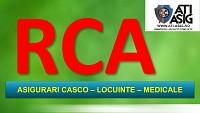 Asigurari RCA