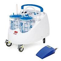 Aspirator chirurgical mobil ASPIMED 4.1 4 litri cu pedala -
