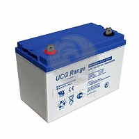 Baterie (acumulator) GEL Ultracell UCG100-12, 100Ah, 12V, de
