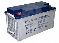 Baterie (acumulator) GEL Ultracell UCG120-12, 120Ah, 12V, de