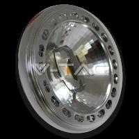 Bec Spot LED – AR111 15W 230V unghi 40 Sharp Chip Alb