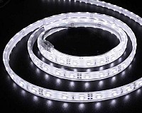 Benzi flexibile LED SMD3528 , alb cald, 9.6Watt / m 120LEDs