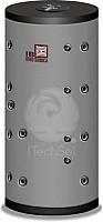 Boiler combinat tanc in tanc cu o serpentina 500/170 litri (