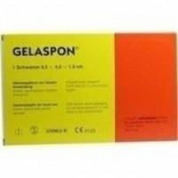 Burete de gelatina steril GELASPON 8,5X4X1cm