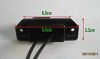 Camera marsarier Ford Focus Hatchback 2010/ Sedan / Mondeo