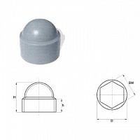 Capace plastic pentru suruburi M8