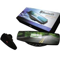 Car kit auto - handsfree telefon mobil model 1 cu bluetooth