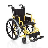 Carucior cu rotile, transport copii, actionare manuala - CP8
