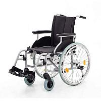 Carucior cu rotile, transport pacienti, cadru din aluminiu -