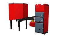 Cazan pe biomasa/lemne Tekla Duo Eco 16-32 kW