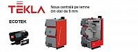 Cazan pe lemne/carbune - Tekla Ecotek 12 - 50 kW