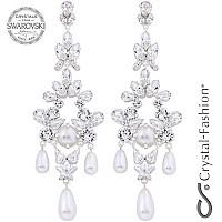 Cercei Vanya marca Crystal-Fashion®
