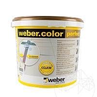 Chit Rosturi - Weber Color Perfect Choco 5kg