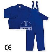 Costum salopeta MEX BLUE