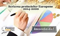 CURS Scrierea proiectelor europene 2014 - 2020