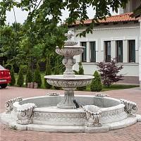 Fantani Arteziene Fontana Impero + Bazin F 65 CB - Finisaj A