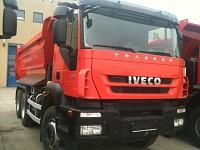 Inchiriere autobasculanta Iveco Trakker 6x4