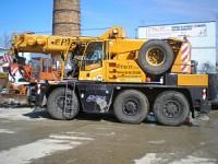 Inchiriere automacara 40 tone