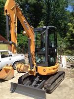 Inchiriere mini-excavator Case CX 26 B