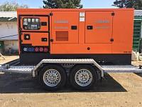 Inchirieri generatoare curent tractabile intre 5 si 120 kW
