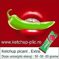 ketchup picant ( iute ) la plic