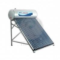 Kit solar presurizat compact, cu boiler inox 100 litri si 10