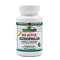 LACTOBACILUS ACIDOPHYLUS ACTIV 100 capsule