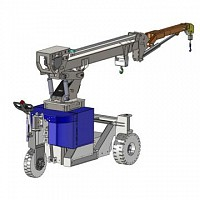 Macarale electro-hidraulice Mobilev