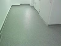 Montaj covor PVC antibacterian - Linoleum