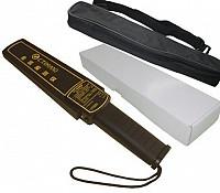Detector de metale tip baston pentru perchezitii corporale
