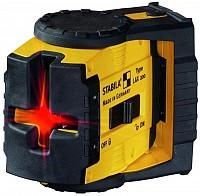 Nivela laser 2 linii laser incrucisate LAX 200 STABILA
