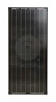 Panou solar fotovoltaic monocristalin 100W Black