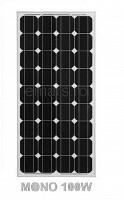 Panouri solare fotovoltaice 100W