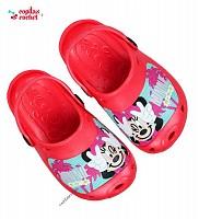 Papuci copii Crocs 3D marca Disney cu Minnie Mouse