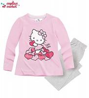 Pijamale copii marca Sanrio cu Hello Kitty
