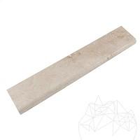 Plinta Travertin Classic Mat 7 x 39 x 2cm (Semibaston 1L)