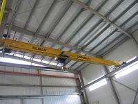 Pod rulant monogrinda Elmas - sistem Demag 5 t